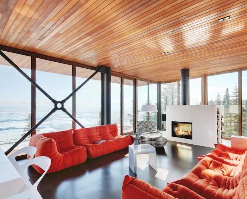 wohnen in qu bec haus von olivier bourgeois design m bel. Black Bedroom Furniture Sets. Home Design Ideas