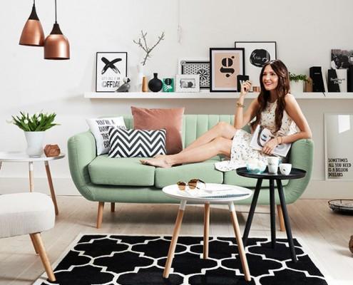 Möbelkollektion von Johanna Klum