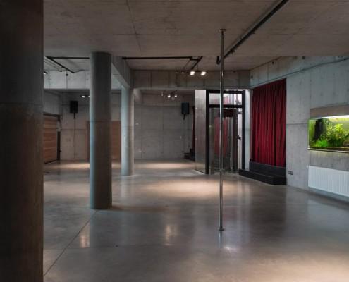 Casa Chamisero Musikzimmer