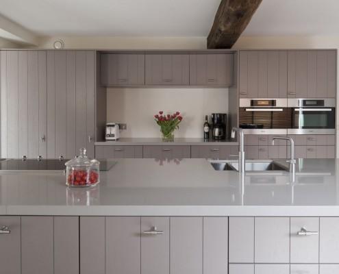 Moderner Küchenbereich lässt keine Wünsche offen