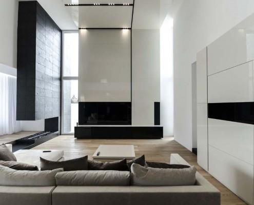 Gemütliche Sitzgelegenheiten im Wohnraum