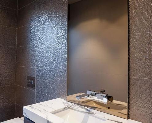 Badezimmer mit Details