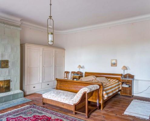Eines der vielen Schlafzimmer