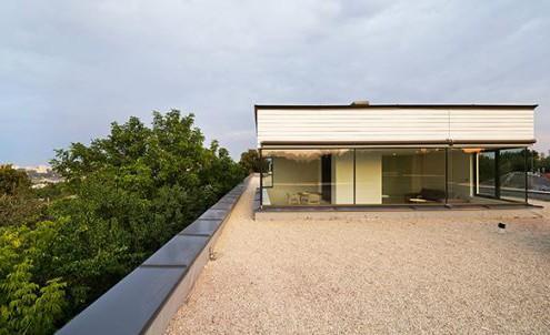 Dachterrasse für einen schönen Rundumblick