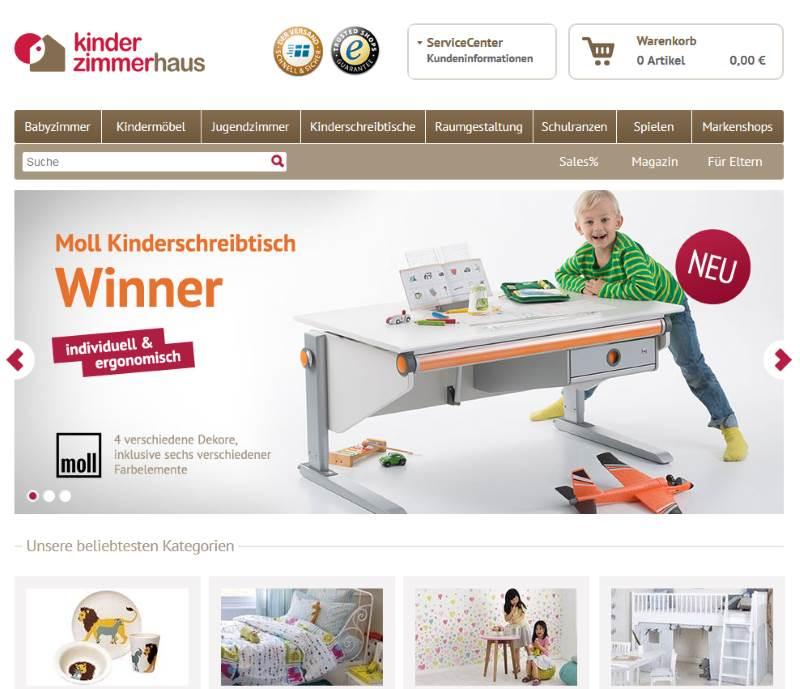Kinderzimmer-Haus der Spezialist für Kindermöbel