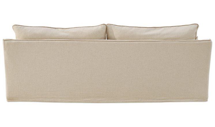Sofa Ransom von hinten