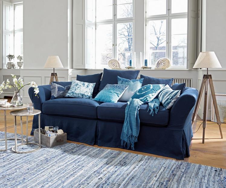 Das blaue Sofa Worcester