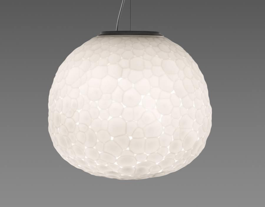 Tischlampe, Wandlampe oder Pendelleuchte Meteorite von Artemide