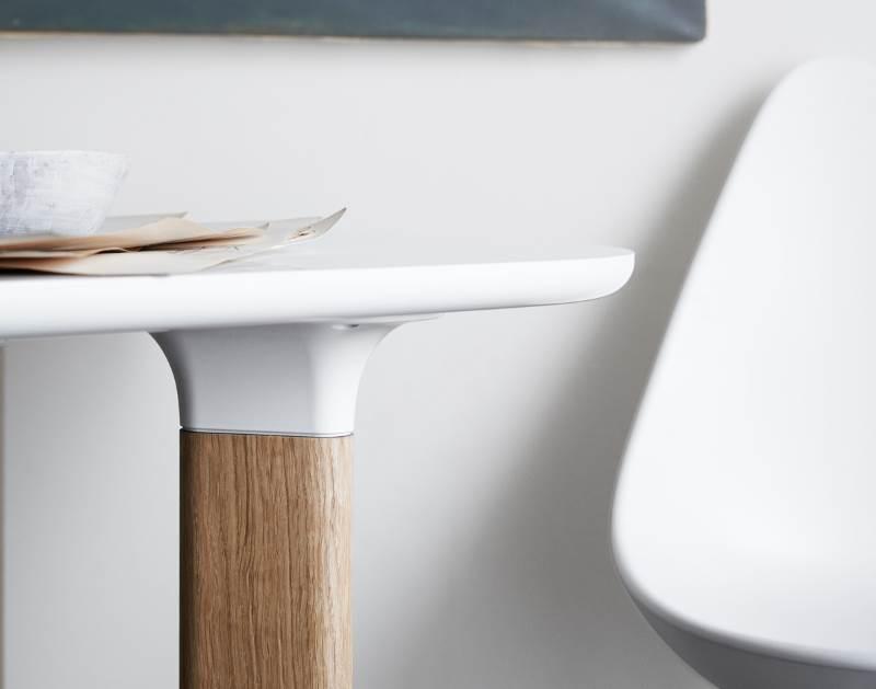esszimmer mit drop stuhl und analog tisch design m bel. Black Bedroom Furniture Sets. Home Design Ideas
