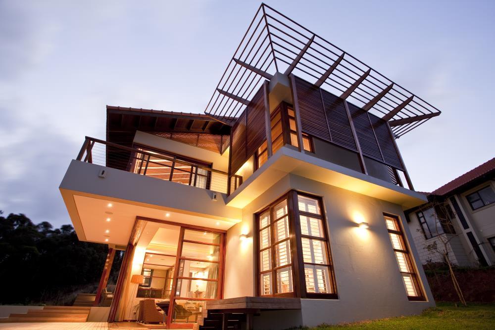 Villa im japanischen Stil