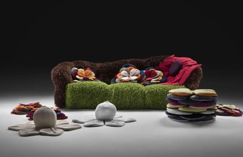 La Fiorita Sofa