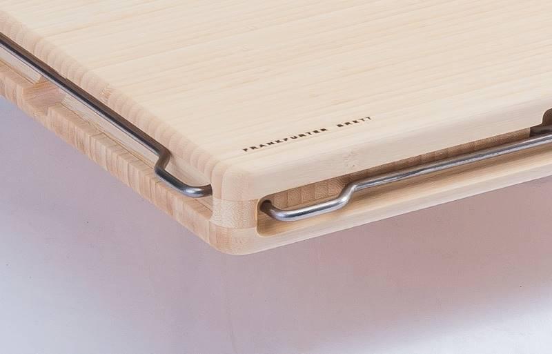 Frankfurter Brett, die Innovation für Küchenprofis. Perfektion bis ins Detail