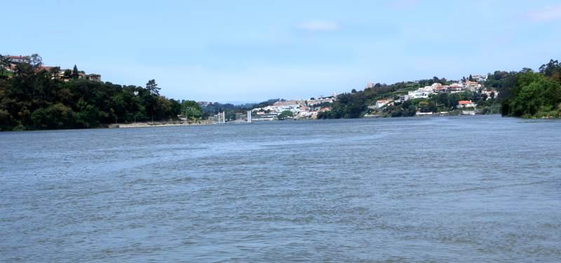 Blick auf die Douro