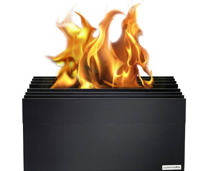 Quadro Firebox für Ethanolbrennstoff