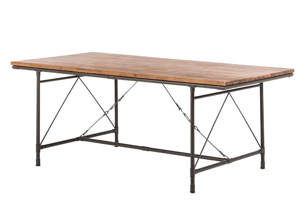 rustikaler esstisch 4 exemplare die sich nicht nur zum essen eignen design m bel. Black Bedroom Furniture Sets. Home Design Ideas