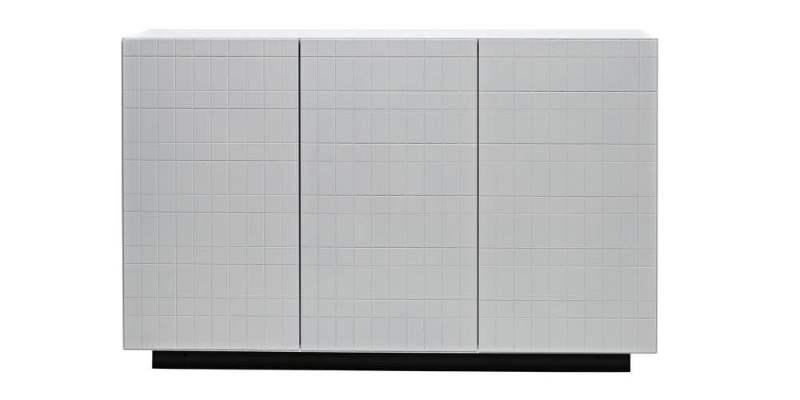 Sideboard weiss Hochglanz von Toshi