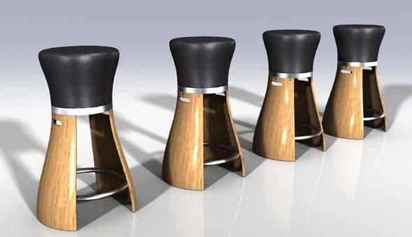 Hockerdesign von WiGL