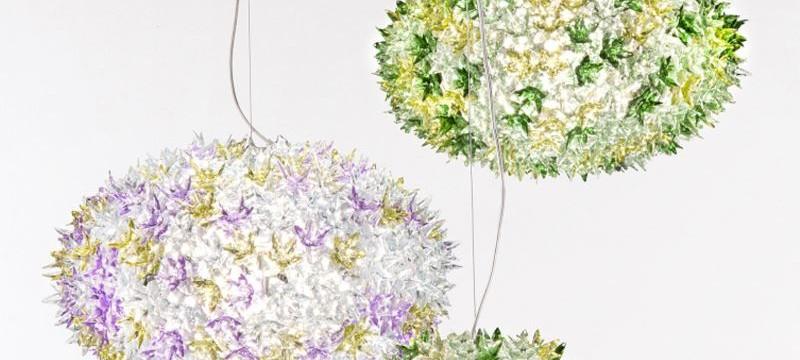 Bloom Pendelleuchte von Kartell