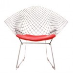 Diamond Sessel von Knoll