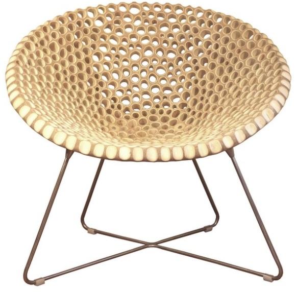 Design Sessel aus FLÖHR, Bild Flöhrdesign