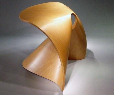 Design Sessel Cookie Stool, Bild Po Shun Leong