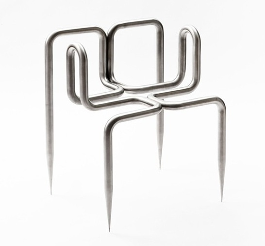 Love Me Tender Chair von Didier Faustino
