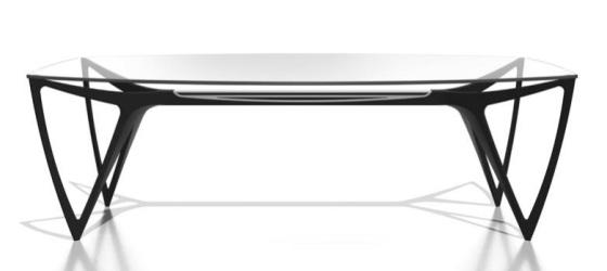 Mercedes-Benz Style Esstisch, Bild Mercedes Benz