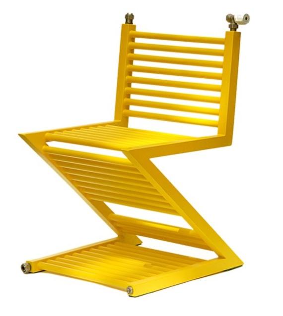 Radiator Chair von Jeroen Wesselink