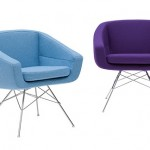 Lounge-Sessel Aiko, Bild Soft Line