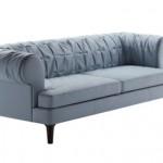 Couch Manto, Bild Poltrona Frau