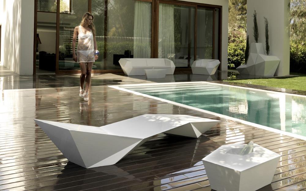 vondom gartenliegen faz tombona design m bel. Black Bedroom Furniture Sets. Home Design Ideas