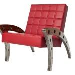 Lounge Chair Avi Rictus