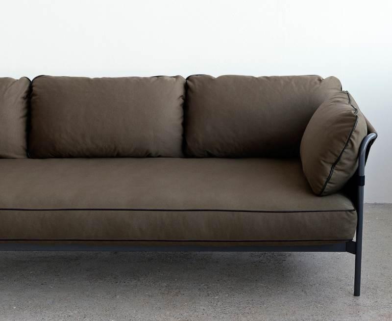 Hay Can Sofa 3-Sitzer