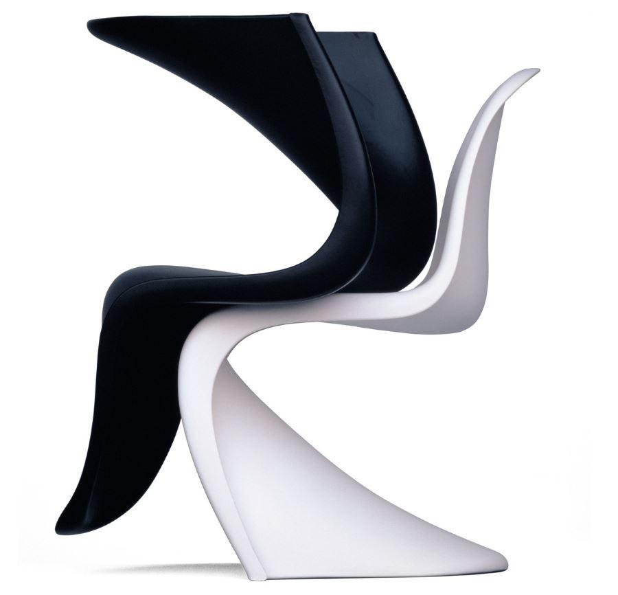 Panton Chair von Verner Panton