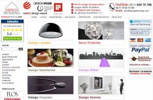 Möbelshop Designhoming