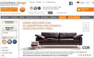 Möbel Shop einrichten design