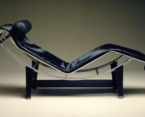 LC4 Le Corbusier Liege ist zweifellos ein Möbelklassiker