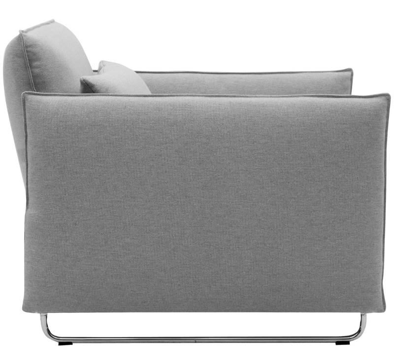 Eleganter Stuhl - vollwertiges Bett, Schlafsessel Cord