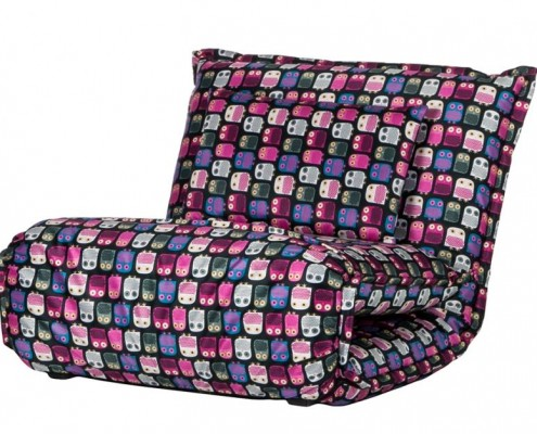 Jake ein Sessel der auch als Bett verwendet werden kann