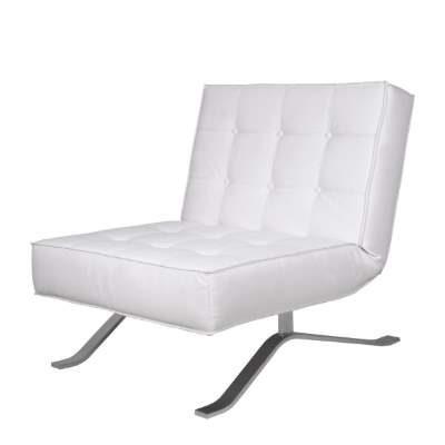 Schlafsessel mit einem Hauch Barceloner Chair