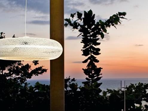 Aerol Leuchte, eine Meisterleistung in Design und Produktion