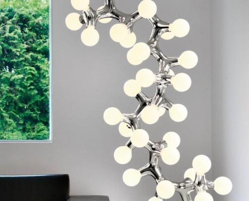 DNA Lampe vielfältig und angenehmes Licht