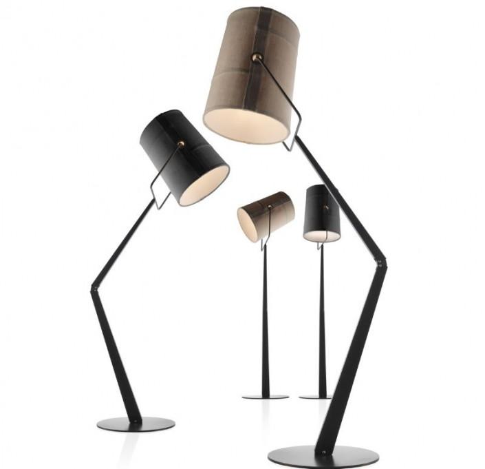 Stehlampe Fork von Diesel Living