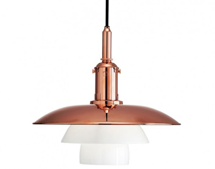 PH 3½-3 Pendelleuchte, der Designklassiker unter den Lampen