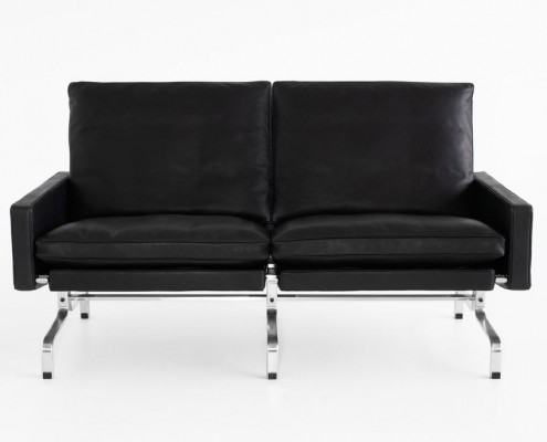 PK31 Ledersofa von Republic of Fritz Hansen, Bild Republic of Fritz Hansen