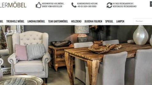 Möbel online bei Allermöbel