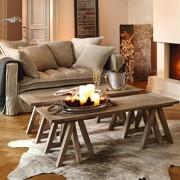 Beispiel Wohnzimmer mit Couch, Bild Loberon