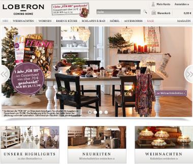 Online Möbel Loberon