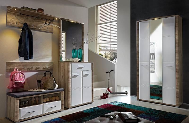 garderobe skanderborg 2 design m bel. Black Bedroom Furniture Sets. Home Design Ideas