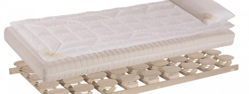 Matratze und Lattenrost von RELAX Natürlich Wohnen